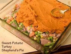Sweet Potato Turkey Shepherd's Pie | Dr. Jean Layton-Gluten-Free ...