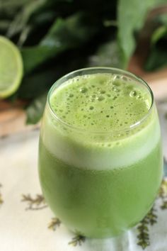 Simple Healthy Green Juice Recipe - Live Simply