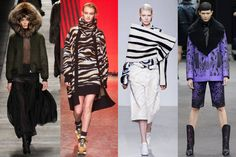 14 Fall Trends for 2014 - Best Fall Fashion Trends 2014 - Elle