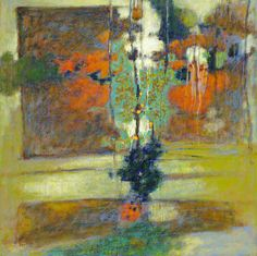 "Unfolding | oil on canvas | 40 x 36"" | 2013"