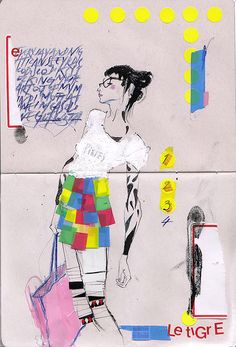 Inspiration - Blog: No Need for a Clean-Up - Doodlers Anonymous