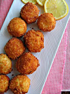 Artichoke and Asiago Poppers #recipes #appetizers #Oscars