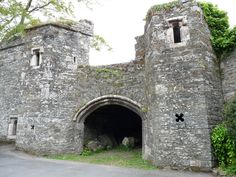 Situated in the grounds of Tavistock Vicarage, this listed building was once the Western gateway into the old Tavistock Abbey The Precinct, Tavistock, Devon And Cornwall, Hidden Places, Listed Building, Remote, Old Things, Tower, England