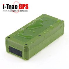 iTrac Magnet Car GPS Tracker Vehicle GPS Locator Waterproof Magnet Standby