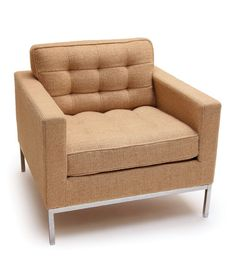 Florence Knoll, lounge chair modell 1205
