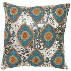 I pinned this Corky Pillow from the Jamie Young Company event at Joss and Main!