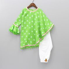 Shop online for Indian Ethnic wear for your baby, toddler or child. Choose from a range of modern or traditional, vibrant and colourful outfits. We also customise Indian Ethnic Wear. Baby Girl Frocks, Frocks For Girls, Little Girl Dresses, Baby Dresses, Girls Dresses, Summer Dresses, Baby Girl Frock Design, Baby Girl Dress Patterns, Kids Frocks Design