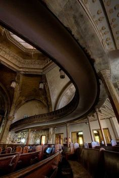Woodward Avenue Presbyterian Church, Detroit, Michigan