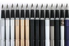 Pilot Metropolitan Fountain Pens - Medium Nib - http://www.jetpens.com/Pilot-Metropolitan-Fountain-Pens/ct/1706