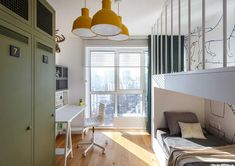 Miracle Morning Apartment in Kiev by SVOYA Studio