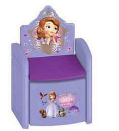Disney Princess Sofia the First Sit 'N' Store Chair Only $13.43 shipped (Reg. $40!) - Raining Hot Coupons