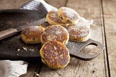 Tea Time Treats with Easy to Make Welsh Cakes.: Welsh Cakes