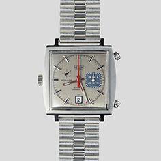 HEUER MONACO CHRONOGRAPH 1533G Men's Chronograph Watch