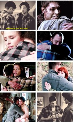 Yes yes yes he does sam nothing wrong with that .. I would give him the biggest hug ever in the history of hugs