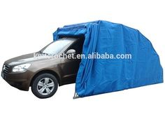Outdoor Waterproof Portable Folding Car Shelters, Car Garage Tent, mobile car tent