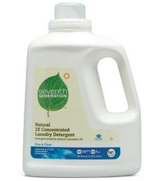 Environmentally safe laundry detergent.