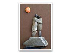Pebble Art, i love plmtbk by yasavas