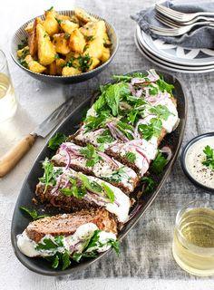 Lamb Mince Recipes, Chorizo Recipes, Meatloaf Recipes, Spicy Recipes, Meat Recipes, Chicken Recipes, Cooking Recipes, Dhal Curry, Herb Salad