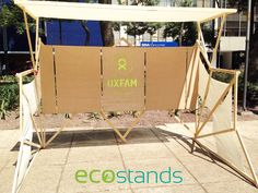 Stands Ecológicos #stands #ecodesign #disenoindustrial