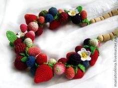 """Слингобусы """"Ягодные"""" - слингобусы,ягоды,клубника,земляника,черника,голубика"""