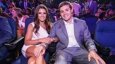 Ricky and Danica in photos : Danica Patrick and Ricky Stenhouse Jr.: NASCAR's favorite couple