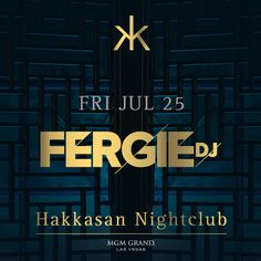 Tickets and Event Information @ HAKKASAN LAS VEGAS - Las Vegas, NV