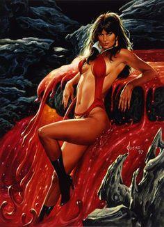 Vampirella - Joe Jusko