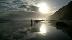Sunset in Sedgefield , south africa Holiday Places, Favorite Holiday, South Africa, Cape, Sunset, World, Beach, Garden, Nature