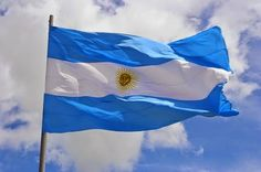 Argentina National Flag - The Story of The Argentine Flag Explained National Anthem, National Flag, Bolivia, Chile, Argentina Soccer, Argentina Flag, Tom Hopper, My Roots, Flags Of The World