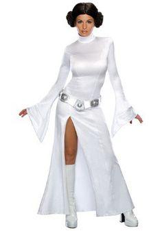 Princesa Leia vestido Qué?