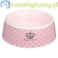 """TRIXIE Ceramiczna miska dla psa - """"My Princess"""""""