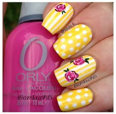 Cute Nails for Spring click.to.see.more.eldressico.com