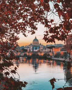 Autumn in Rome ♠ photo by @ahmet.erdem su Instagram