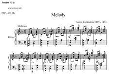 RowyNet - Gratis bladmuziek, klassiek en volksmuziek voor solo-instrument