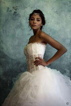 RITA DASSENNO By Asa T #wedding #italianstyle #madeinitaly #brides #handmade #weddings #sposa #matrimonio