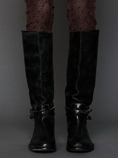 Bavery Tall Leather Boot