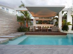 Luxury Outdoor Sitting Design