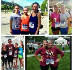 You can always find sisters at the City of Pittsburg Great Race