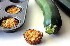 Zucchini Tots by raylynntexas, via Flickr  what can't you do with Zucchini? I mean really . . .