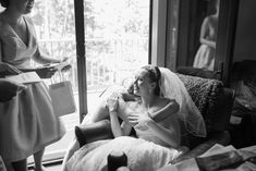 Destination Wedding: Serenity Cottage, Georgian Bay, ON (August 2019)• Natural Wedding Photos by Saidia Photography (www.saidia.ca) #ottawaweddingphotographer Lake Huron, Summer Weddings, Great Lakes, Georgian, Serenity, Destination Wedding, Wedding Photos, Cottage, Bridesmaid