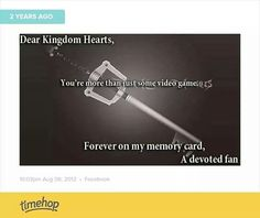 Kingdom Hearts is the best!!