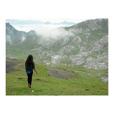 #Me #August #Memories #Summer #Remember #Cantabria #CantabriaInfinita #Landscape #PicosDeEuropa #FuenteDe #Mountains #Clouds #Cold #Walking #SeAcaboLoBueno #VueltaALaRutina