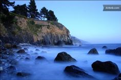 Luxury Zen Estate on Big Sur Coast in Big Sur