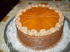 Dobos torta recept elkészítése - Az első lépés, hogy tekercses sütőpapírból hajtogatok 8 lapot úgy hogy a 26 cm-s tortasütőmet rá tudjam tenni, maj...