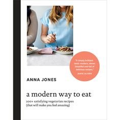 Anna Jones is a British writer and food stylist who has worked with Jamie Oliver and Yotam Ottolenghi. Her...