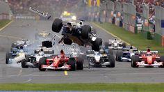 Startcrash GP Australië