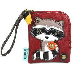 Chala Pal Zip Around Wallet - Wristlet, 8 Credit Card Slots, Coin Zip Pocket *** Visit the image link more details. (This is an Amazon Affiliate link and I receive a commission for the sales)