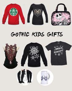 Shop goth holiday gifts at RebelsMarket!