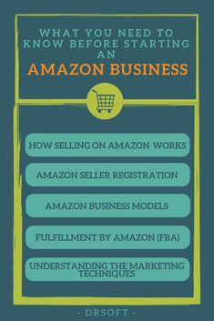 Before jumping into selling on Amazon is crucial to know what options you have and how Amazon works in order to make the best decisions for a successful business. #sellingonamazon #amazonselling #ecommerce #salestips
