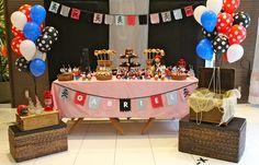 piratas festa infantil - Pesquisa Google